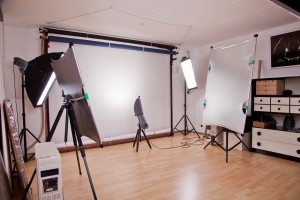 Fotoshooting Fotostudio blendenspiel